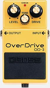 BOSS OD-3 ( Over Drive )