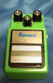 Ibanez TS9 2ndリイシュー