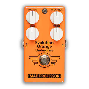 MAD PROFESSOR Evolution Orange Underdrive (EOU)