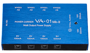 VITAL AUDIO POWER CARRIER VA-01 Mk-II
