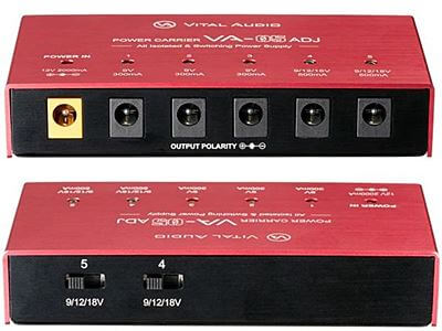 VITAL AUDIO POWER CARRIER VA-05 ADJ