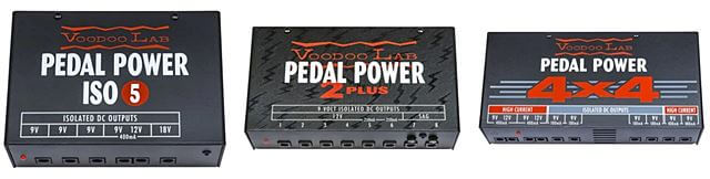 VOODOO LAB Pedal Power