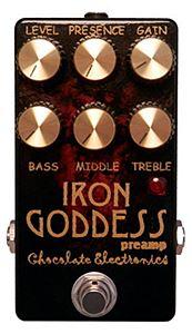 Chocolate Electronics Iron Goddess Preamp