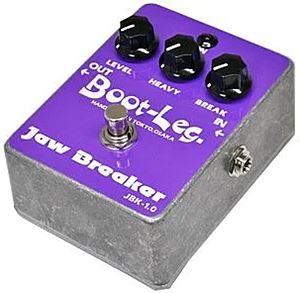 BOOT-LEG JAW BREAKER