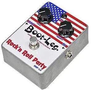 BOOT-LEG ROCK'N ROLL PARTY