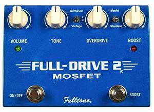 チューブスクリーマー系オーバードライブの代表的モデル FULLTONE FULLDRIVE