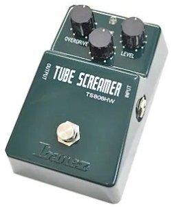 IBANEZ TS808HW Tube Screamer HW