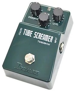 IBANEZ TS808HW Tube Screamer HW