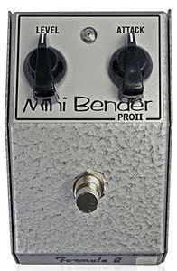[Tone Bender] トーンベンダー系ファズ おすすめはこれ!