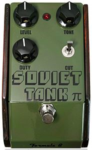 Formula B Elettronica SOVIET TANK deluxe