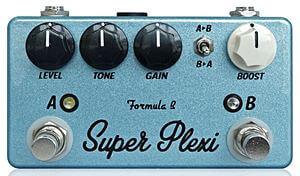 Formula B Elettronica Super Plexi