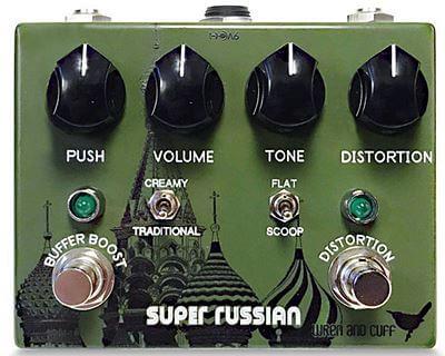 Wren and Cuff Super Russian