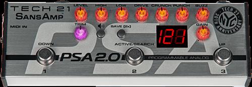 TECH21 PSA2.0