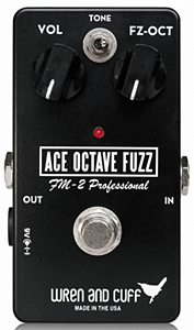 Wren and Cuff Ace Octave Fuzz