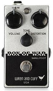 Wren and Cuff Small Foot Box of War