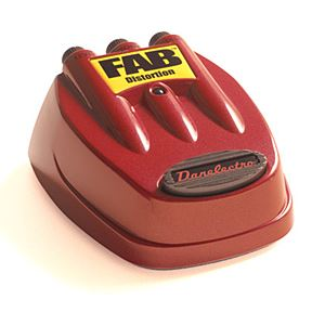 DANELECTRO FAB DISTORTION [D-1]