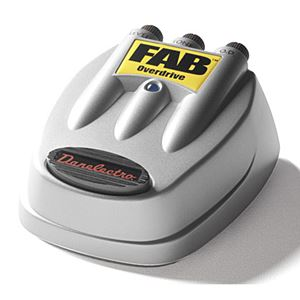 DANELECTRO FAB OVERDRIVE [D-2]