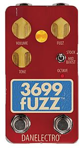 DANELECTRO 3699 FUZZ [TF-1]