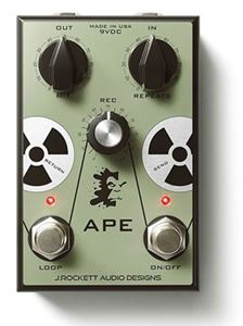 J ROCKETT AUDIO DESIGNS APE ( Analog Preamp Experiment )