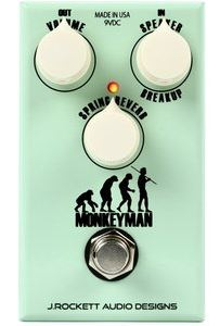 J ROCKETT AUDIO DESIGNS Monkeyman