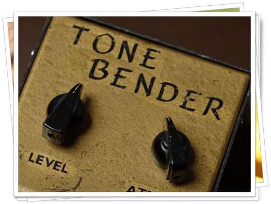 [Tone Bender] トーンベンダー系ファズ