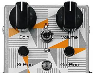 Fredric Effects DuoFaceのコントロール