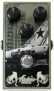 FREDRIC EFFECTS Green Russian Muff