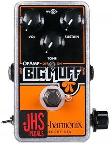 JHS Pedals EHX OP-Amp Big Muff Pumpkin Patch Mod