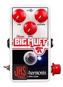 "JHS Pedals EHX Nano Muff ""MoonPi Mod"""