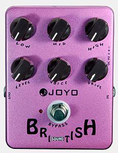 JOYO British Sound