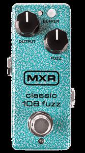 MXR M296 108 Fuzz Mini