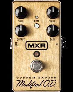 MXR M77 Custom Badass Modified Over Drive