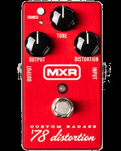 MXR M78 Custom Badass 78 Distortion