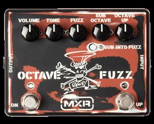 MXR SF01 Slash Octave Fuzz