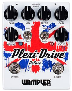 WAMPLER PEDALS Plexi Drive Deluxe