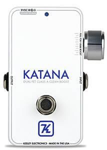 KEELEY Katana Boost