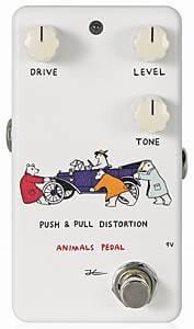Animals Pedal PUSH & PULL DISTORTION