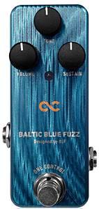 Baltic Blue Fuzz