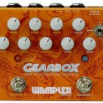 WAMPLER PEDALS Gearbox - Andy Wood Signature Overdrive
