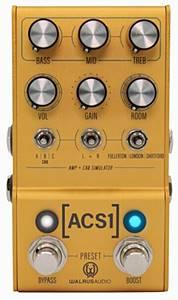 Walrus Audio Janus ACS1 Amp + Cab Simulator