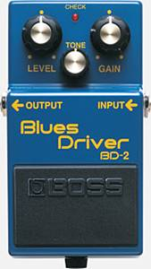 BOSS BD-2 ( Blues Driver )