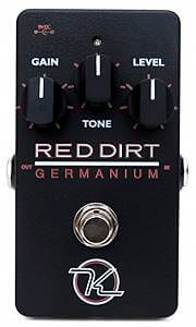 KEELEY Red Dirt Germanium Overdrive