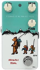 Animals Pedal FISHING IS AS FUN AS FUZZ