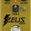 TC ELECTRONIC ZEUS DRIVEはゲルマニウムダイオードクリップを採用したCentaur系オー