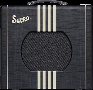 SUPRO Delta King ブラック/クリーム