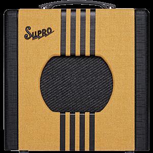 SUPRO Delta King ツイード/ブラック