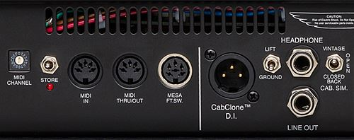Triple Crown TC-100のMIDIとCabClone
