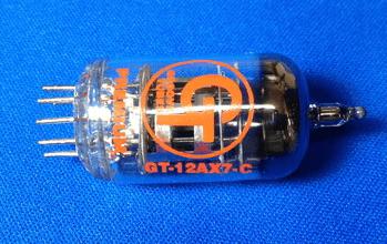 グルーブチューブ GT-12AX7C 旧パッケージ