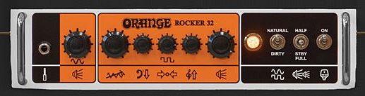 Rocker 32のコントロール