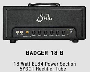SUHR Badger18
